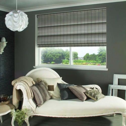 Living Room Roman Blind