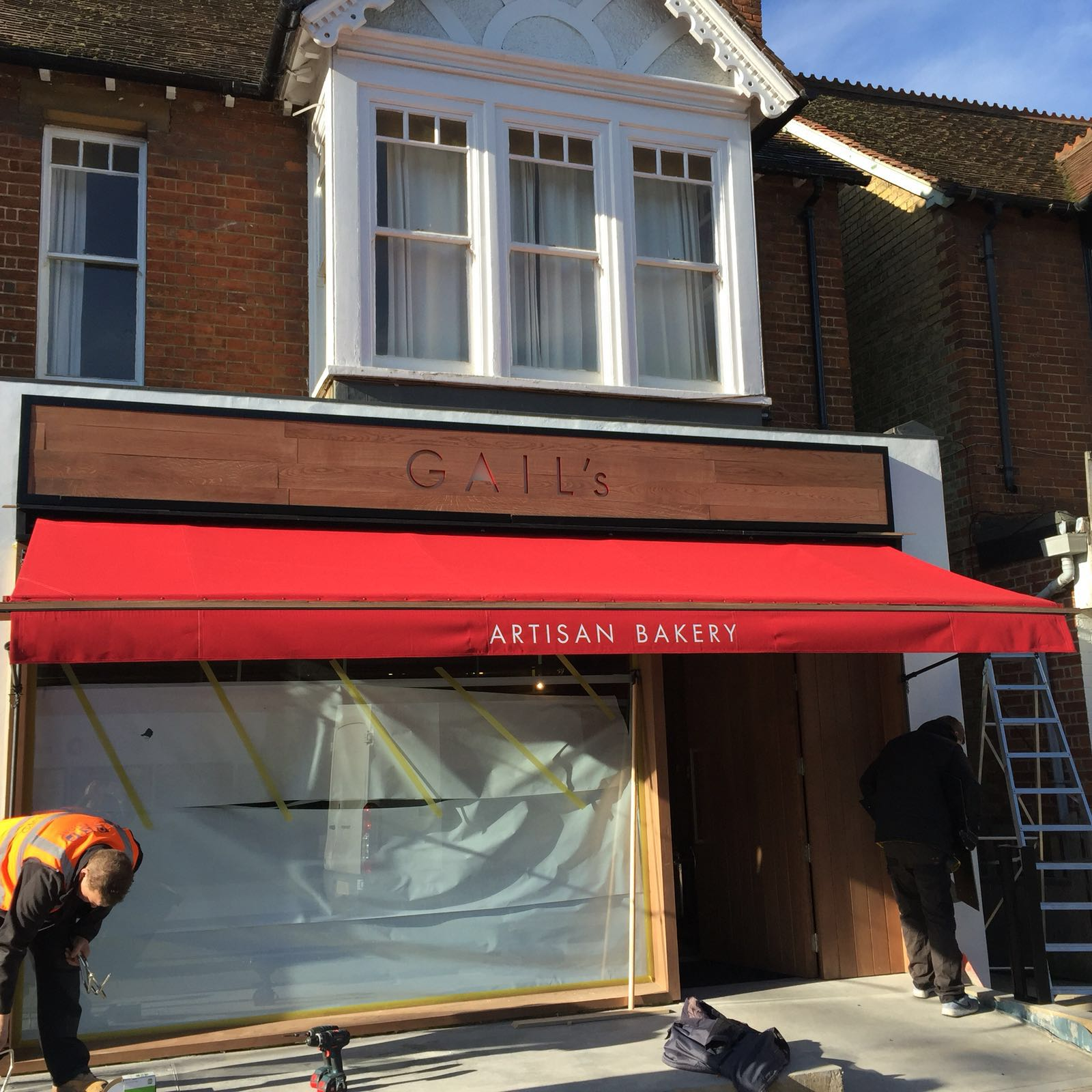 Gail S Bakery Oxford Radiant Blinds Ltd