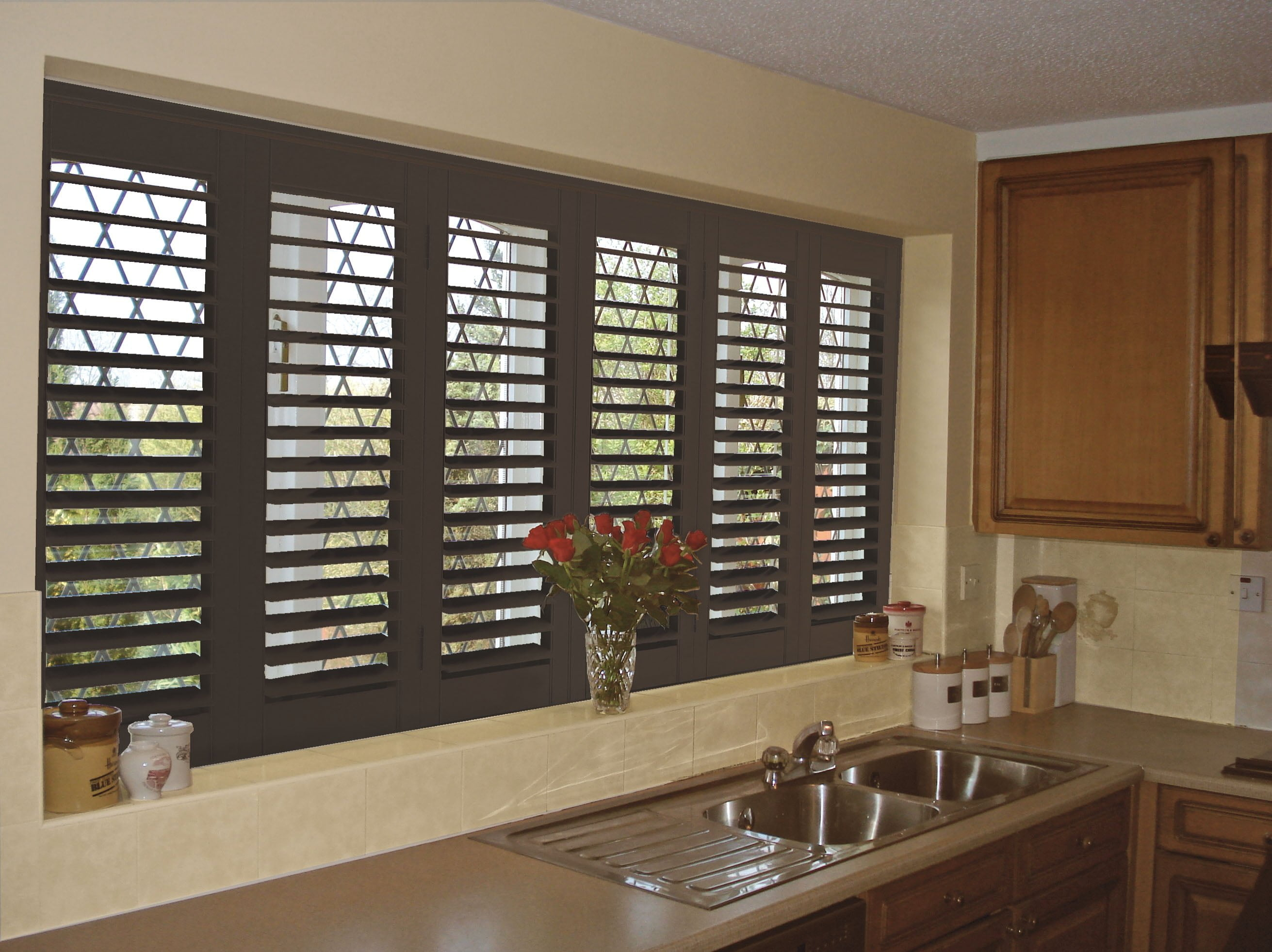 Plantation Shutters By Radiant Blinds Awnings Ltd