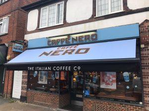 Caffe Nero, Banstead