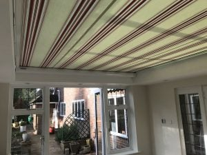 roof blinds Markilux 879 TracFix