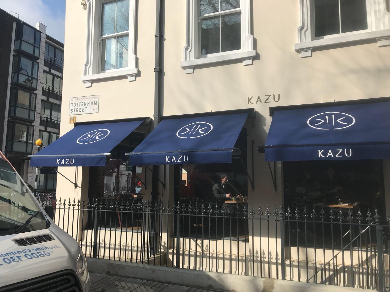 Kazu Charlotte Street Radiant Blinds Ltd