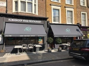 Traditional Victorian Awnings Manufactured By Radiant For Many Years