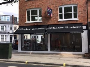 The Shaker Kitchen