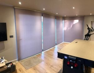 Electric Roller Blinds Club Gascon London