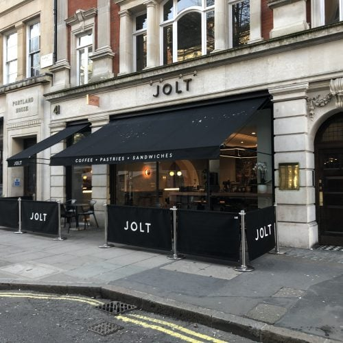 Jolt London Radiant Blinds Ltd