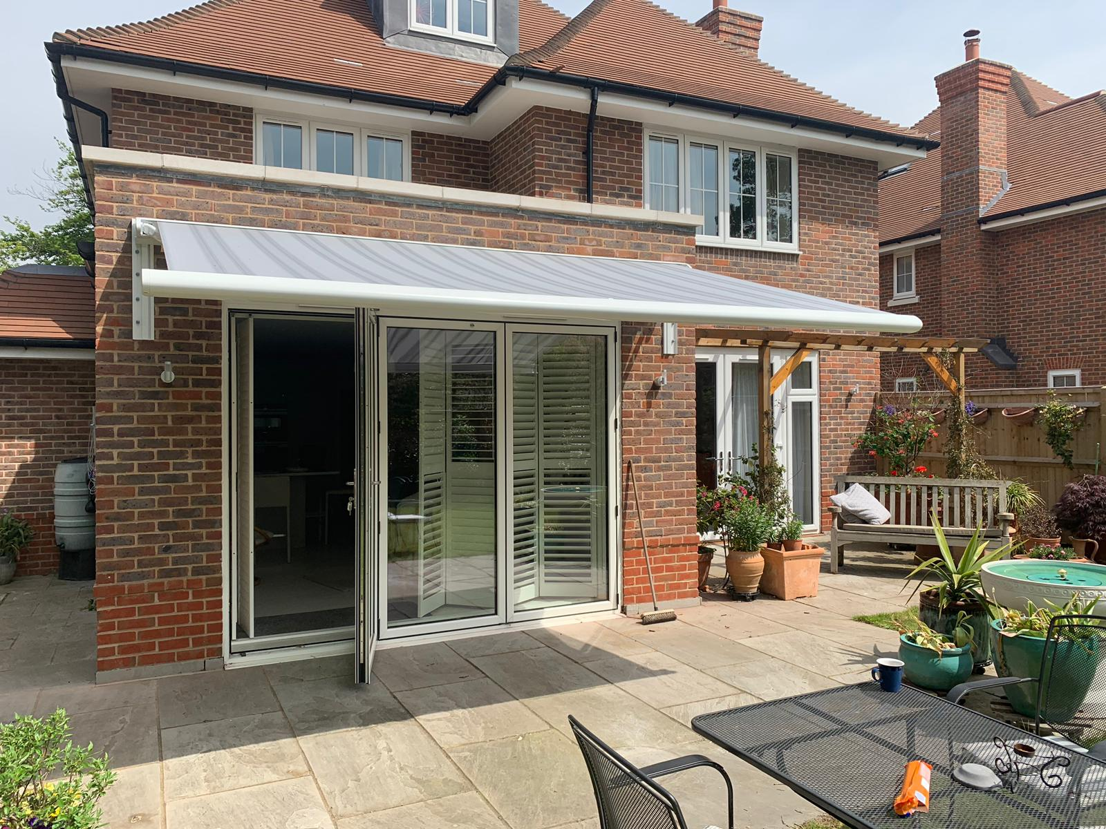 Patio Shading Radiant Blinds Ltd