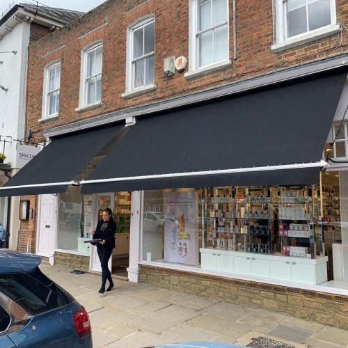 Traditional Victorian Awning Space Nk Kent Radiant