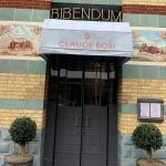 Fixed Frame Awning for Claude Bosi at Bibendum – London