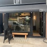 Traditional Victorian Awning Kensington for Lift Coffee