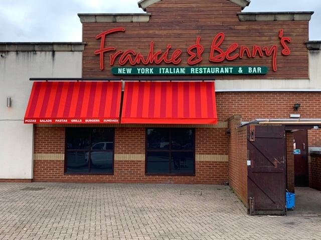Frankie Bennys Nuneaton Warwickshire Radiant Blinds Ltd