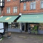 Traditional Victorian Awnings – BBL Floral Design – Ewell – Surrey