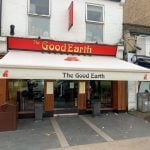Awning Recover – Before & After – The Good Earth – Wandsworth Common – London